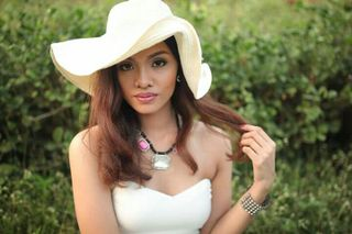 Nuevo rostro mujer modelo Jane from Philippines