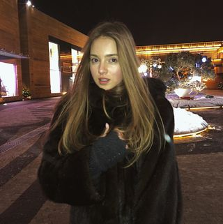 New face female model Кристина from Russia