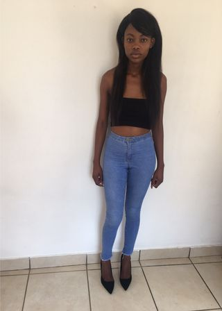 New face female model Minikazi from South Africa