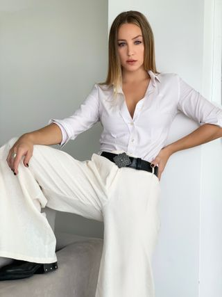 New face feminino modelo Carolina from Argentina