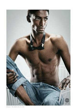 New face male model Sibu from United Kingdom