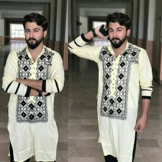 New face maschile modello Ali from Pakistan