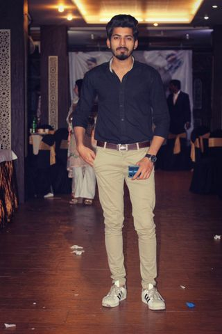 New face homme Mannequin Uxama from Pakistan