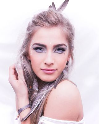 New face female model Lory from Slovenia