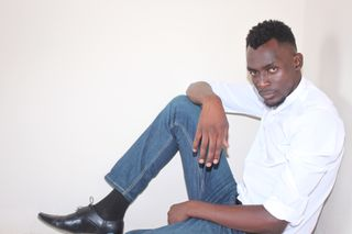 New face male model Karabo from South Africa