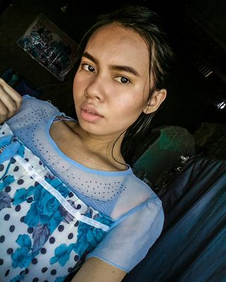 New face female model Sydril from Philippines