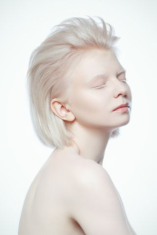 New face female model Anna from Latvia