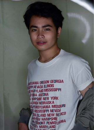 New face male model Jhylle from Philippines