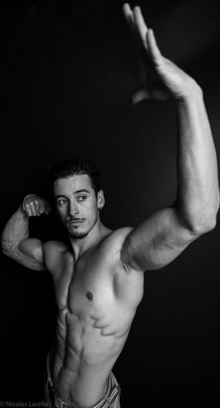 New face male model Lenny from France