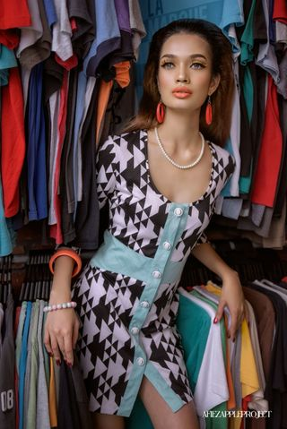 Mannequin professionnel femme Mannequin Christina from Malaysia