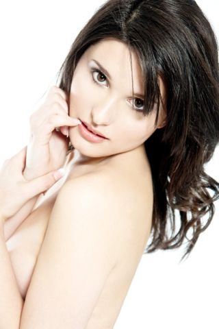 New face femme Mannequin Claire from France