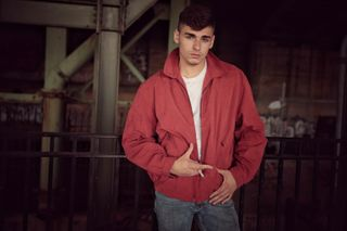 New face male model Kyle from United States