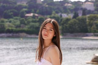 New face female model Mariam from France