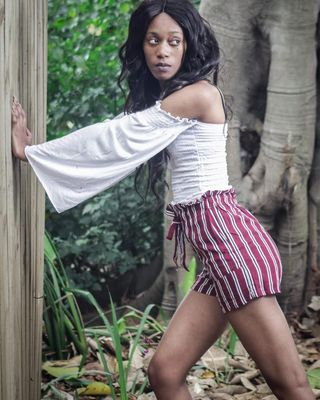 New face female model Siphe from South Africa