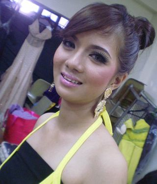 The Verdiction Day.. Proud to be the title holder of MS.CARELINE 2010.