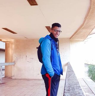 New face male model Kacem from Algeria