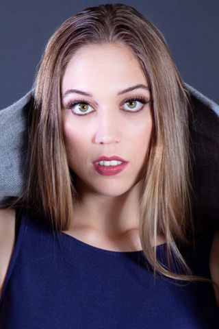 New face female model Maria from Spain
