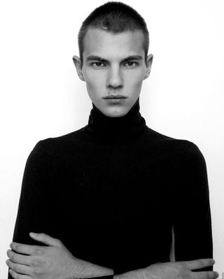 New face male model Raul from Estonia