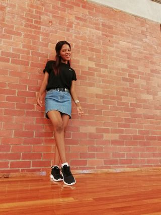 New face female model Snenhlanhla from South Africa