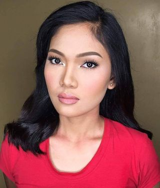 New face female model chi-chi from Philippines