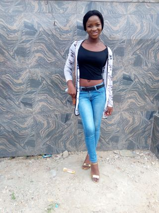 New face female model Onuoha from Nigeria