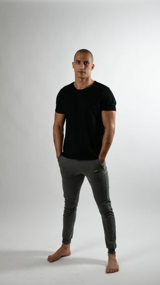 New face male model Nabil from Switzerland