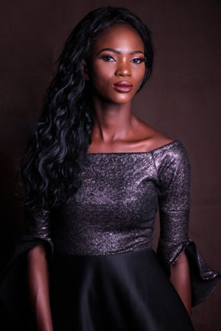 New face femme Mannequin Onoh from Nigeria