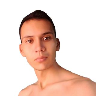 New face male model Jose from Colombia
