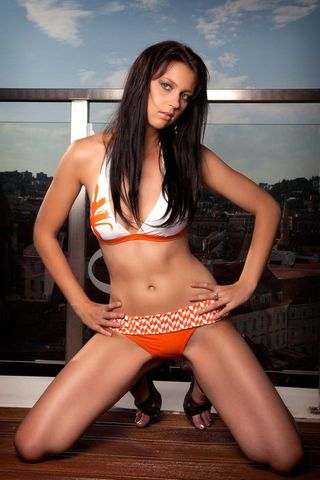 New face Female model Mia from Slovakia
