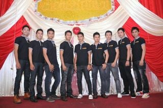 Nominator TOP MODEL Tanjungpinang, Diva Awards II 2011