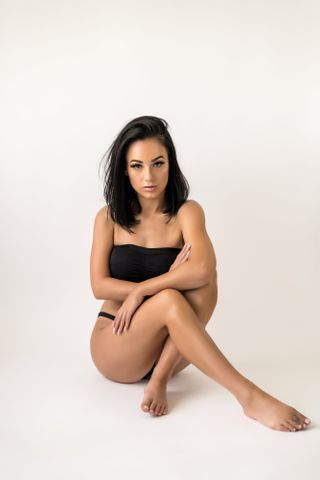 New face female model Brandi-lee from Canada