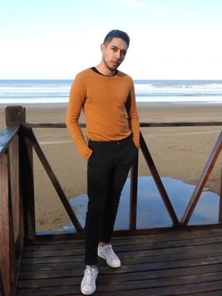 New face male model Maxi from Argentina