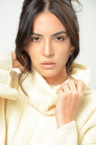 New Face weiblich Model Oricia from Spanien