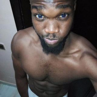 New face male model Taiwo from Nigeria