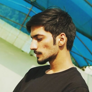 New face male model Hashu from Pakistan