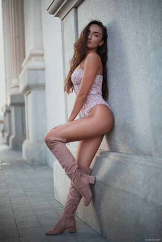 New face female model Natali from Macedonia (FYROM)