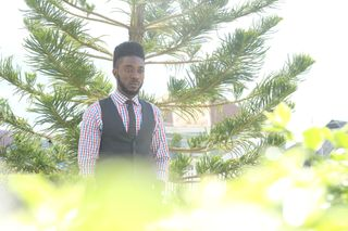 New face male model Emeka from Nigeria