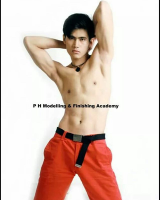 New face male model Eldie from Philippines