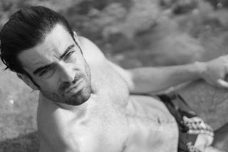 New face male model Robert from Spain