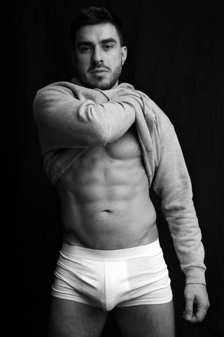 New face male model Juan from Spain