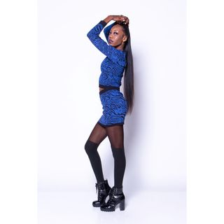 New face female model Zaria from United States