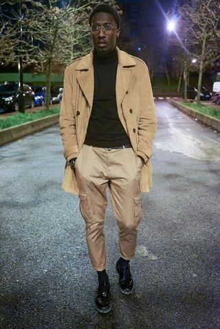 New face homme Mannequin Abdou from France