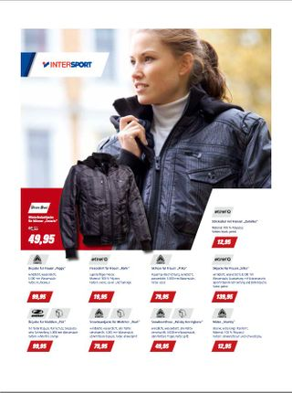 Intersport, 2011, Studio36, catalog