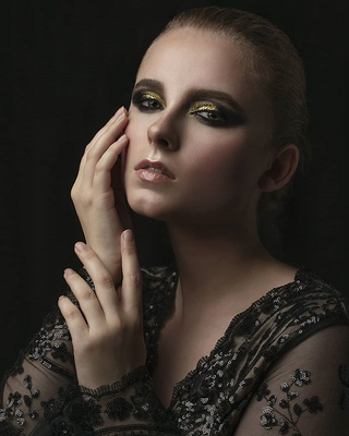 New face female model Rikke from Denmark