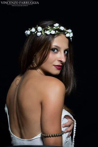 New face female model Gloria from Switzerland