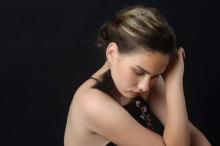 New face Femme Mannequin Simona from Royaume-Uni