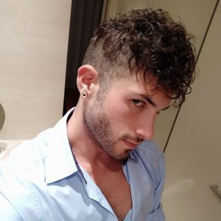 New face male model Gaston from Israel