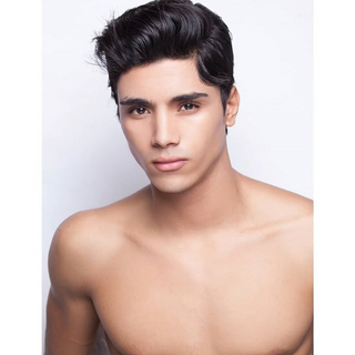 Professional model male model Kamal from Morocco