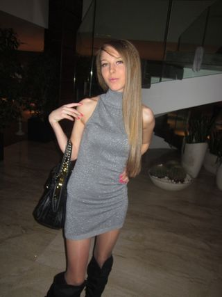 New face female model Lubomira from Bulgaria
