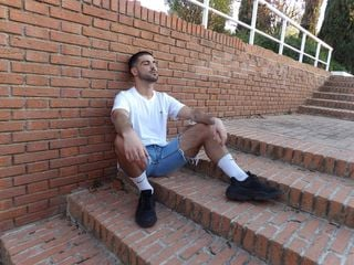 New face male model Eric from Spain